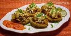 Rybí tousty - Recept Baked Potato, Potatoes, Baking, Ethnic Recipes, Food, Potato, Bakken, Essen, Meals