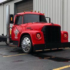 Jack's speed shop, Fort Wayne, Indiana Diesel Rat Rod, Diesel Trucks, Hot Rod Trucks, Cool Trucks, Cool Cars, Small Trucks, Mini Trucks, Medium Duty Trucks, Car Part Furniture