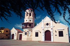 Iglesia de Mompox Bolivar fotografía   Edwinchav