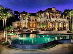 Beautiful luxury estate & pool ~
