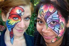 Arizona Face Painting...I Love Her Work!