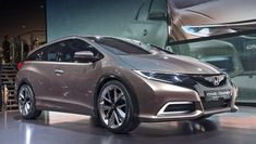 Concept car - image Car Images, Honda Civic, Concept Cars, Bmw, Autos