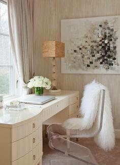 Home-Styling: The cheaper false textured wallpaper *** O económico papel de parede - falso texturado. (art)