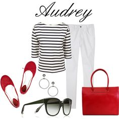 And of course you have to have a little Audrey inspiration for your Vday with the kids!