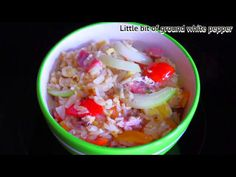 Rice , Egg and Sour Pork : Thai Food Part 13 : How to Make Thai Food at ...
