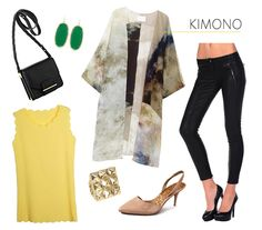 Outfit Ideas: 5 Cool-Weather Alternatives to Cardigans | Washingtonian// love the idea of a kimono