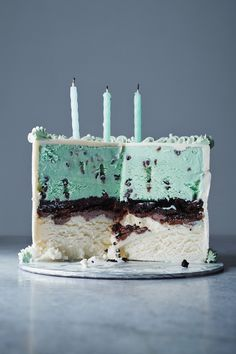 Classic Ice Cream Cake | The 33 Cutest Cakes Of 2013