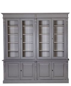 Our new tall French Empire dresser range has just a little French je-ne-sais-quoi with carved detailing - fluting raised and fielded panelled doors Home Office Design, House Design, Kitchen Soffit, Traditional Cabinets, Furniture Factory, Solid Wood Furniture, Furniture Manufacturers, Living Room Furniture, Living Spaces