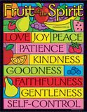 "Checkout the ""Fruit of the Spirit Learning Chart"" product"