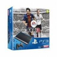 CONSOLA SONY  PS3 SLIM 500GB NUEVA +  FIFA13