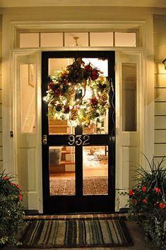 Front Doors With Storm Door style court fabulous screen door!!!! | doors | pinterest | doors