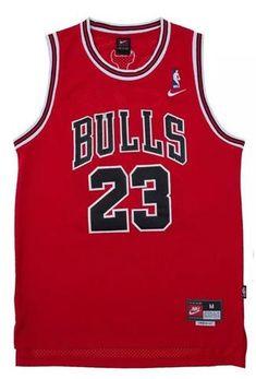 aabdcf59a 33 Best Red Michael Jordan Jersey Adidas Throwback S