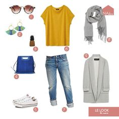 [ Le look du mois ] https://www.facebook.com/NAdeco17/posts/505292532988028:0 #fashion #shopping #woman