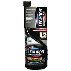 Chevron 67740 Techron Concentrate Plus Fuel System Cleaner - 12 oz.. For product info go to:  https://www.caraccessoriesonlinemarket.com/chevron-67740-techron-concentrate-plus-fuel-system-cleaner-12-oz/