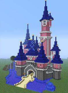Little Kelly's Castle : little, kelly's, castle, Minecraft, Castle, Wallpapers