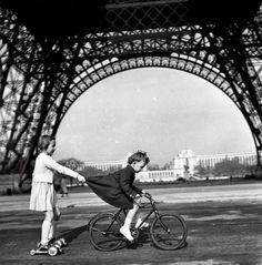 foto- Robert Disneau- fotógrafo francês