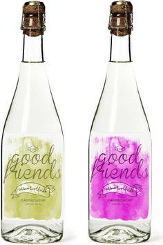 Design your own wine lables. By Smäm.