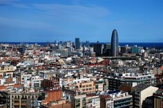 Barcelona vs Madrid vs everywhere else: Spain's regions slug it out to be named startup capital Places Around The World, Around The Worlds, Stuff To Do, Things To Do, San Francisco Skyline, Madrid, Beautiful Places, Spain, Places To Visit