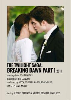 Iconic Movie Posters, Iconic Movies, Film Posters, Twilight Poster, Twilight Movie, Twilight Saga, Mini Poster, Film Poster Design, Twilight Photos