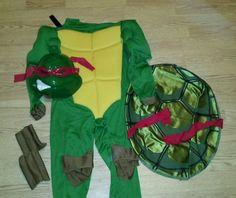 Teenage Mutant Ninja Turtles halloween costume TMNT