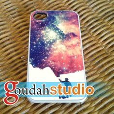 Painting the universe    iPhone 4/4s/5/5c/5s Case  by Goudahstudio, $15.00
