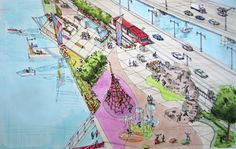 civic design...bridge park