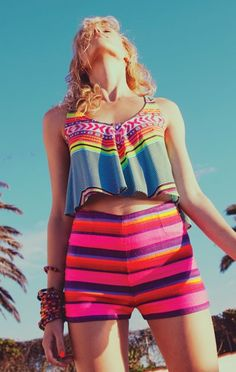 from the Planet Blue Coachella lookbook