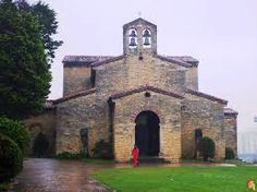 Resultado de imagen de iglesia san julian de los prados