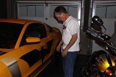 Making the BAtmobile...Boss