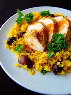 """""""Curry"""" Cauliflower Rice (AIP) ~ Real Food with Dana"""