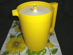 My mom always had 2 Tupperware pitchers of Kool-Aid in the fridge.