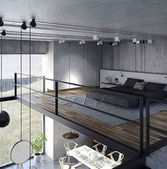 80 Super Cool Modern Home or Apartment Interior Ideas www. 80 Super Cool Modern Home or Apartment Interior Ideas www.futuristarchi… 80 Super Cool Modern Home or Apartment Interior Ideas www. Loft Design, Modern House Design, Modern Interior Design, Interior Architecture, Interior And Exterior, Interior Ideas, Simple Interior, Amazing Architecture, Contemporary Interior