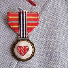 All Heart Medal by teasemade