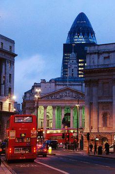 Trafalgar, London