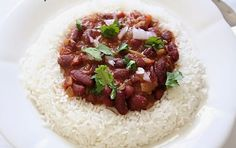 kidney bean curry, rescue recipe, delicious recipe, red kidney bean curry