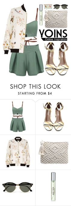 """""""Yoins"""" by oshint ❤ liked on Polyvore featuring River Island, Ray-Ban, New Look, Paul & Joe, yoins, yoinscollection and loveyoins"""
