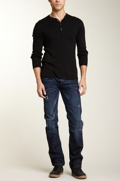 Diesel Men Safado Jean - my favorite man's outfit right here