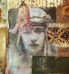 From my encaustic journal