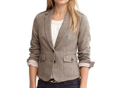 Les plus belles vestes à porter au bureau ET au 5 à 7 - Louloumagazine.com