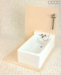 AmiAmi [Character & Hobby Shop] | Bath Vignette could be 1:6