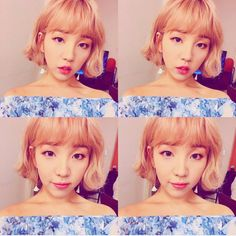 Baek A Yeon Baek A Yeon, K Pop Star, Talent Show, Kpop, Korean Singer, Short Hair Styles, Female, Celebrities, Asian