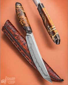 Anders Hogstrom knives