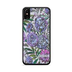Vera Bradley New Pattern Lavender Meadow iPhone XS Max Case – Miloscase Plastic Material, Vera Bradley, Phone Case, Lavender, How To Apply, Iphone, Pattern, Patterns, Phone Cases