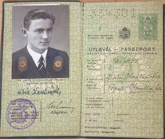 old hungarian passport - Google keresés