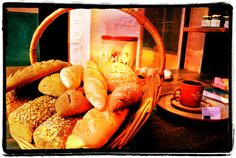 Bakery Brillat Savarin's fresh baked bread