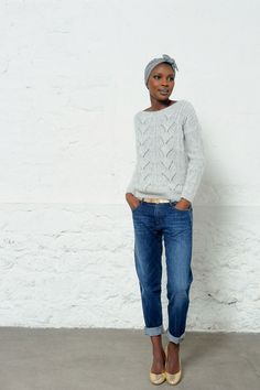 Pull cocot gris chine - pull - des petits hauts 2