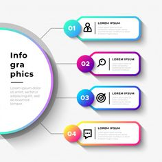 Infographic Template Powerpoint, Free Powerpoint Presentations, Timeline Infographic, Circle Infographic, Flyer Template, Slide Design, Web Design, Design Layouts, Brochure Design