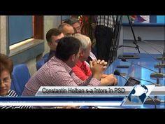 Constantin Holban s-a întors în PSD