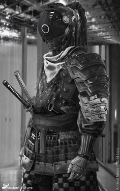 Samurai, S - Lpis on ArtStation at https://www.artstation.com/artwork/-077c0c89-2a4c-473b-8976-ed12af42d79f
