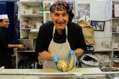 Best Sandwich in Rome: Carbonara Panino from Mordi e Vai